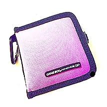 Amazon.com: Game Boy Advance Sp Pink Playthru Case Gameboy