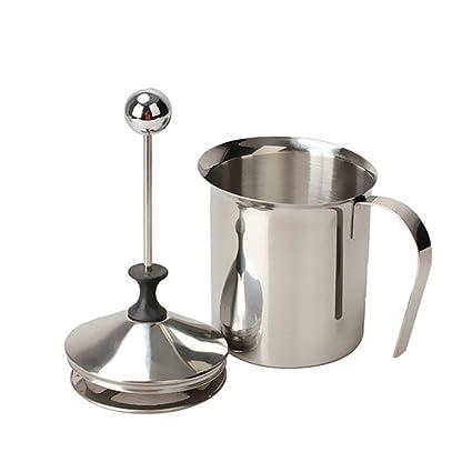 Amazon.com: empujar y crema Barista accesorios Cafetera ...