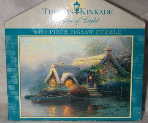 - 1000 Piece Puzzle: Lochaven Cottage