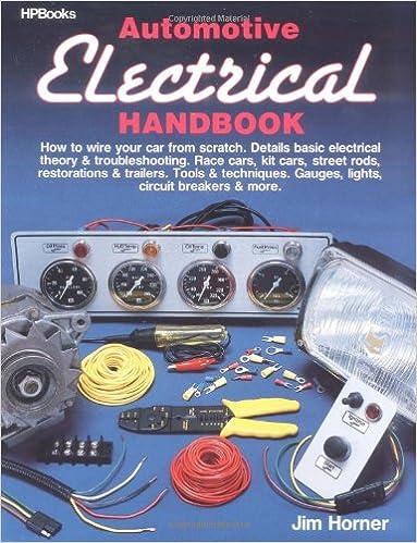 automotive electrical handbook pdf