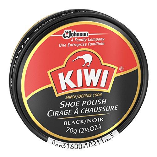 Kiwi Polish Paste Black