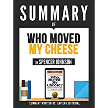 who moved my cheese book review