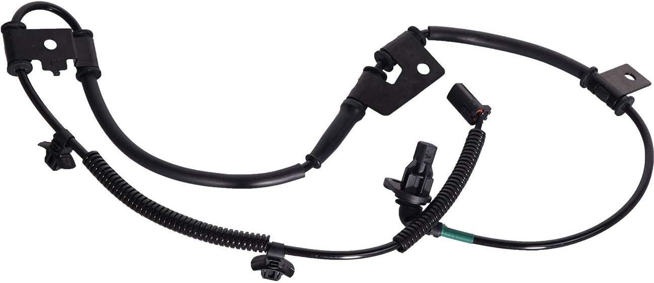 Bapmic 95670-1F300 Front Left ABS Wheel Speed Sensor for Kia Sportage 2005-2010