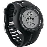 Garmin Forerunner 210 GPS Sport Watch w/ Heart Rate Monitor – BLACK (Certified Refurbished)