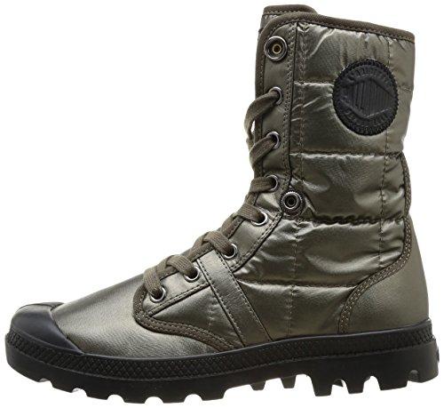 Army Palladium 938 Green grün Vert Donna Verde Stivali xzqAY1