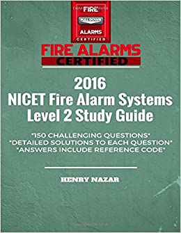 Nicet fire alarm systems level 2 study guide henry nazar nicet fire alarm systems level 2 study guide henry nazar 9781536842777 amazon books fandeluxe Image collections