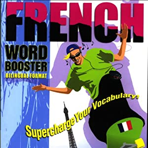 French Word Booster Audiobook