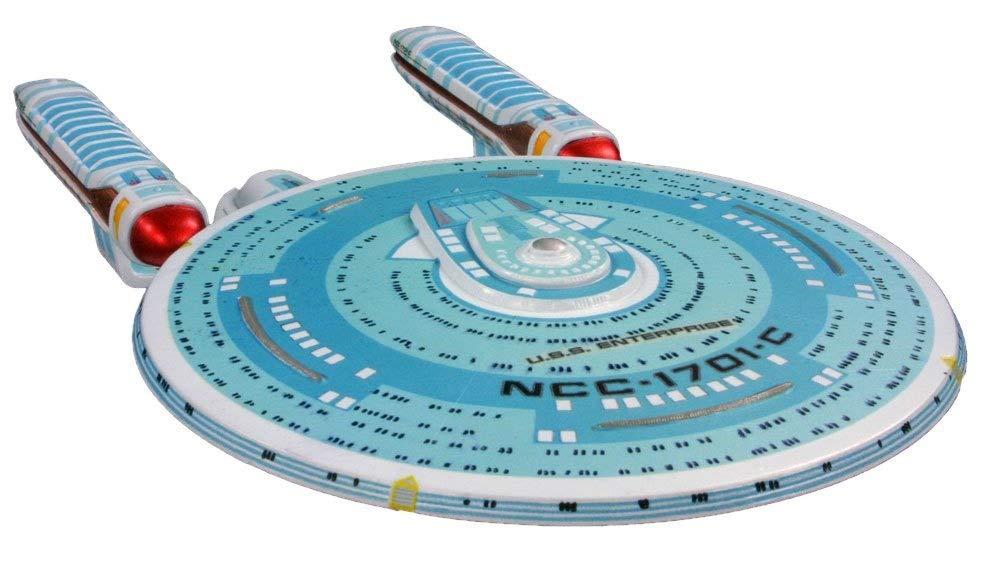 AMT NCC-1701C Modelo de Escala 1:2500 USS Enterprise