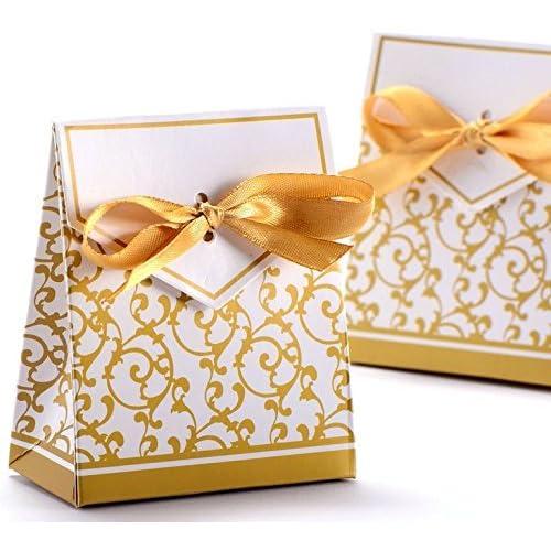 Wedding Favours Square Box Amazoncouk