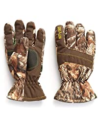 Hot Shot Boys Youth Defender Gloves, Realtree Edge, Large/X-Large