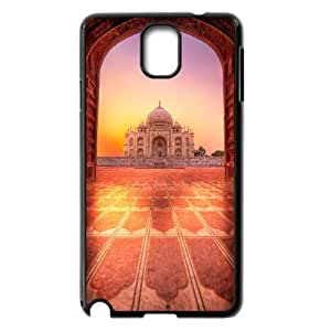 SHJFDIYCase Design Brand NewIndia Taj Mahal Hot Sale Phone Case for Samsung Galaxy Note 3 N9000, DIY Cell Phone Case SHJF-506820