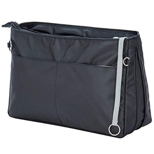 Lightweight Handbag Organizer Multi-Pocket Insert Bag Purse -