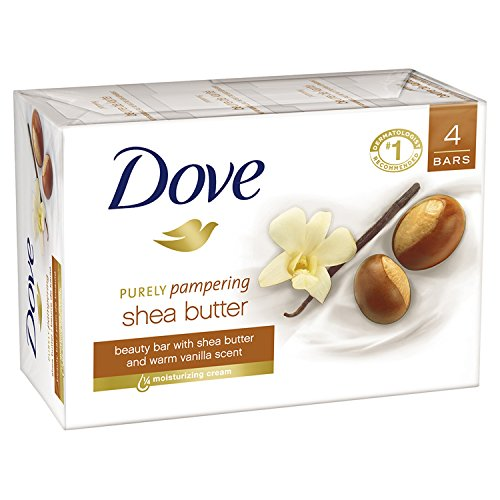 Dove Purely Pampering Beauty Butter