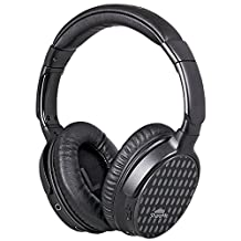 Over Ear Headphones, Mixcder ShareMe Pro Bluetooth 4.1 Stereo HiFi Sound Wireless Around-ear Headsets Professional Heavy Bass Stereo Surround Sound Rotatable Earbuds with Noise Cancelling Microphone and Volume Control for Apple / Android Smartphones Tablets Laptop Desktop