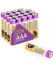 GP Extra Alkaline batterijen AAA micro mini penlite batterij 1.5V - 20 pack