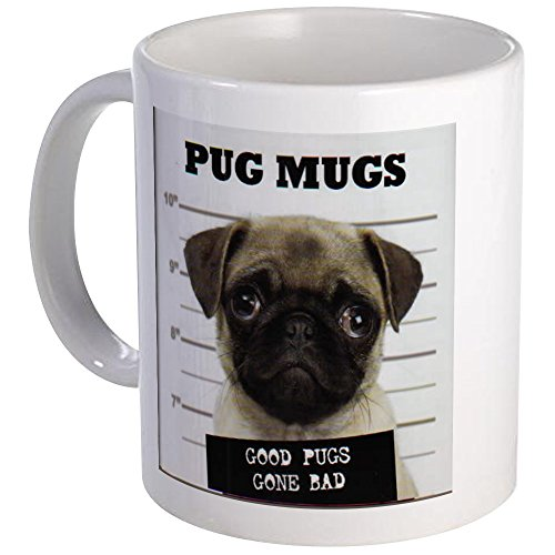 CafePress-Pugs-Unique-Coffee-Mug-11oz-Coffee-Cup
