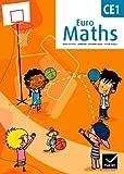 Euro Maths CE1 éd. 2012 - Fichier de l'élève + Aide-mémoire