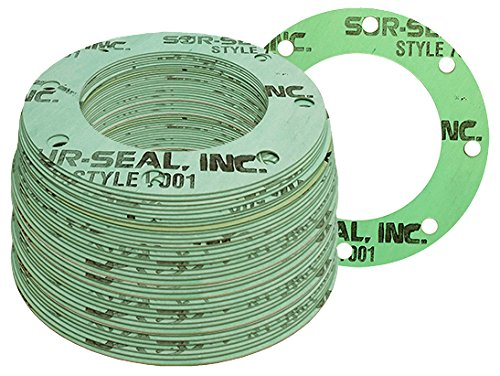 Pack of 10 Sterling Seal CRG7001.300.125.150X10 7001 Compressed Non-Asbestos