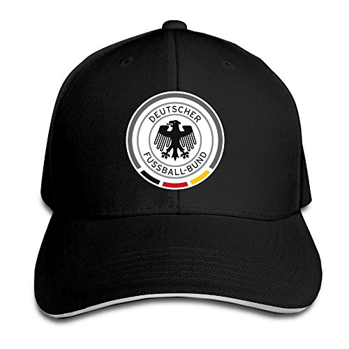 Hioyio Germany Soccer Team Sandwich Peaked Hat & - Tiffany & Germany Co