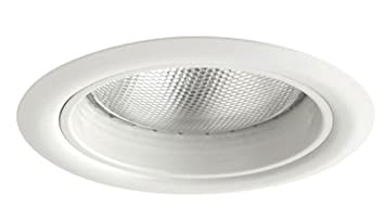 "Outdoor Can Light: 5"" White Outdoor Recessed Lighting Kit with Choice of Baffles,Lighting"