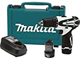 Makita FD02W 12V Max Lithium-Ion Cordless 3/8-Inch Driver-Drill Kit .#GH45843 3468-T34562FD676504
