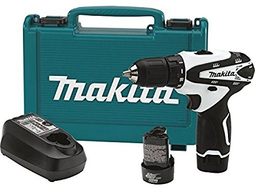 Makita FD02W 12V Max Lithium-Ion Cordless 3/8-Inch Driver-Drill Kit .#GH45843 3468-T34562FD676504 by Nessagro