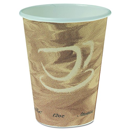 Solo 412MSN-0029 12 oz Mistique SSP Paper Hot Cup (Case of (Solo Coffee)