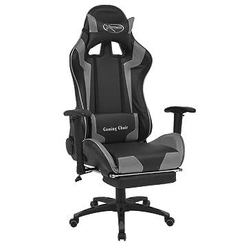 Vislone verdicktem Gaming Bürostuhl Stuhl Neigbar Mit Fußstütze QsdthCrx