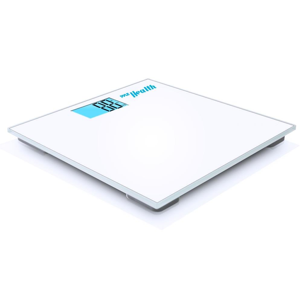 Pyle Digital Scale Smart Bathroom Body weighing scale With Wireless Bluetooth Smartphone composition analyzer for iPhone iPad & Android Devices Large Display (PHLSCBT2WT) (White) by Pyle (Image #3)