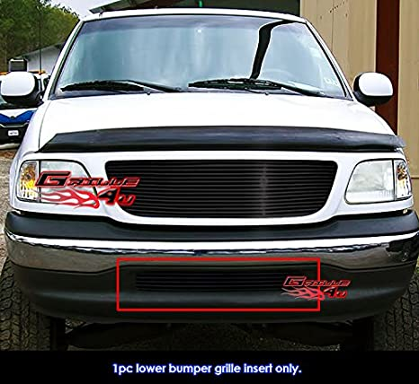 amazon for 97 98 ford f 150 2wd bumper black billet grille 98 F150 Throttle Body for 97 98 ford f 150 2wd bumper black billet grille grill insert
