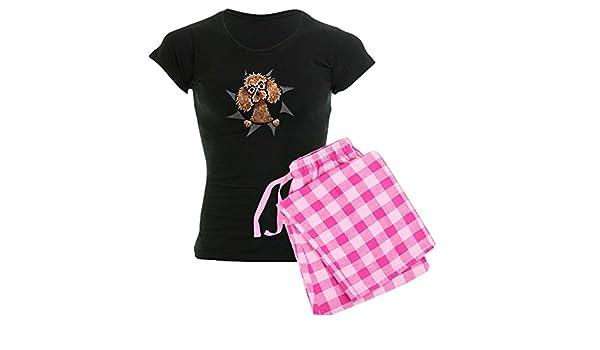 CafePress Human Rainbow Pajama Set