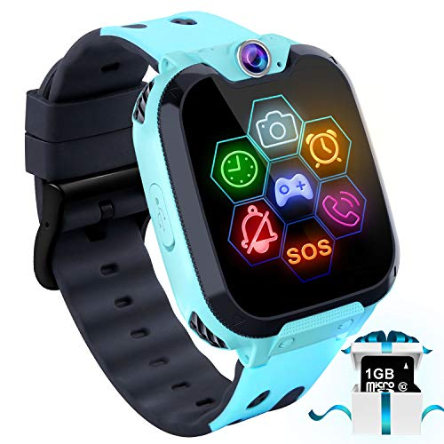 Kids Game Smart Watch