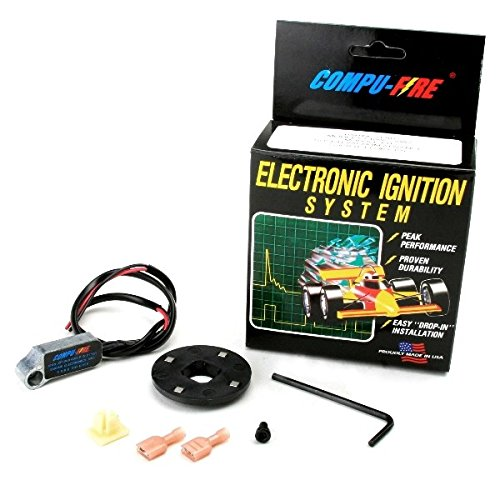 Compufire 21101 Electronic Ignition For Vw Vacuum Advance Distributors -  COMPU-21101