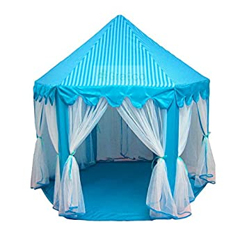GreEco Newest Princess Castle PLay Tent Fairy Princess Castle Tent Extra Large Room  sc 1 st  Amazon.com & Amazon.com: GreEco Newest Princess Castle PLay Tent Fairy ...