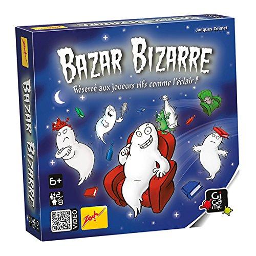Gigamic - ZOBAZ - Jeu de rapidité - Bazar Bizarre product image