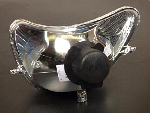 Optique phare avant Origine moto Derbi 50 Senda DRD racing 2004-2008 00H01013011