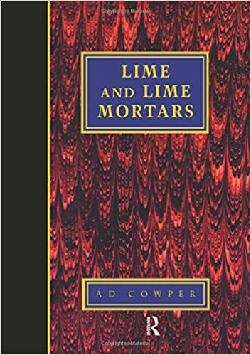 Lime and Lime Mortars (Building Research Special Report)