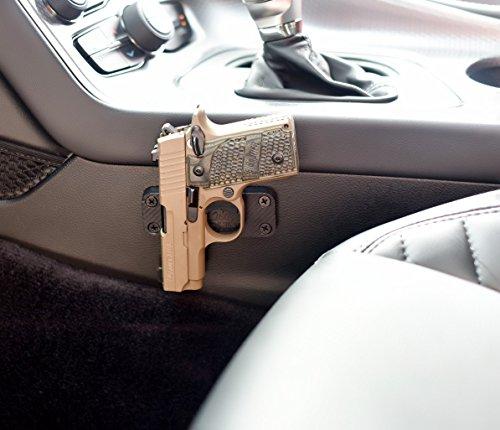 WHITE RHINO Gun Magnet Mount - Complete Kit Includes 4 ...
