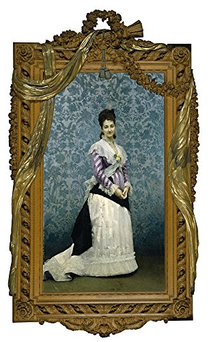 Oil Painting 'Madrazo Y Garreta Raimundo De Josefa Manzanedo E Intentas De Mitjans Marchioness Of Manzanedo 1875' 20 x 32 inch / 51 x 82 cm , on High Definition (Halloween Express Coupon Printable)