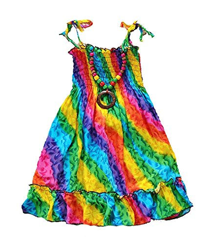 Rainbow Dress: Amazon.com