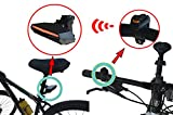 C1 Bicycle Turning Signals and Braking Light Gadgets USB Rechargeable and Wireless Remote Control.