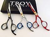 Professional Salon Stylist Barber Hair Cutting Scissors Hair Thinning Scissors Set Hair Cutting Scissors Shears 5.5''