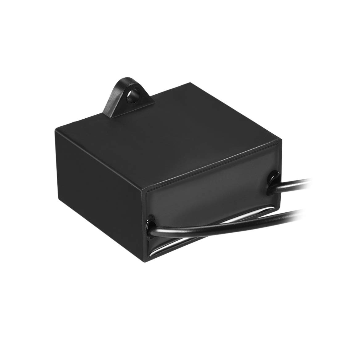 uxcell CBB61 Run Capacitor 450V AC 10uF 2 Cable Metallized Polypropylene Film Capacitors for Ceiling Fan