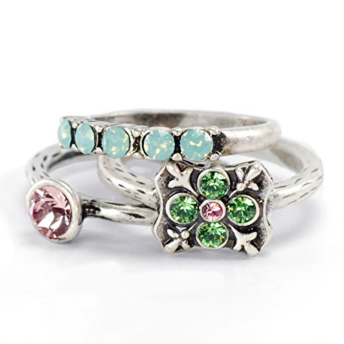 energy crystal rings - 6