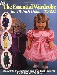 Sew the Essential Wardrobe for 18-Inch Dolls