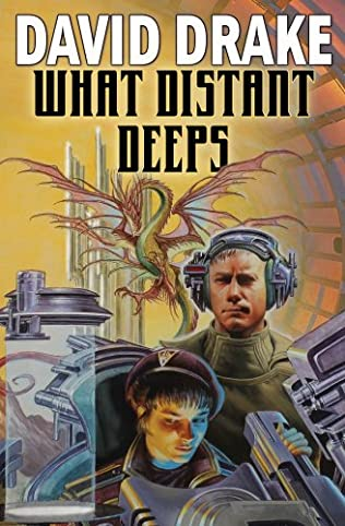 book cover of What Distant Deeps