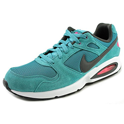 Nike Men's Air Max Coliseum Racer Running Shoes-Catalina/Medium Ash-11.5