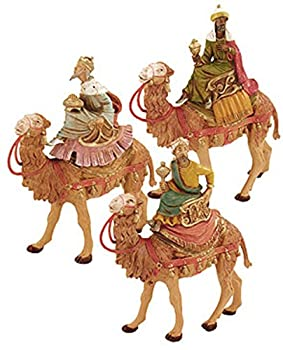 Fontanini 3 Kings on Camel