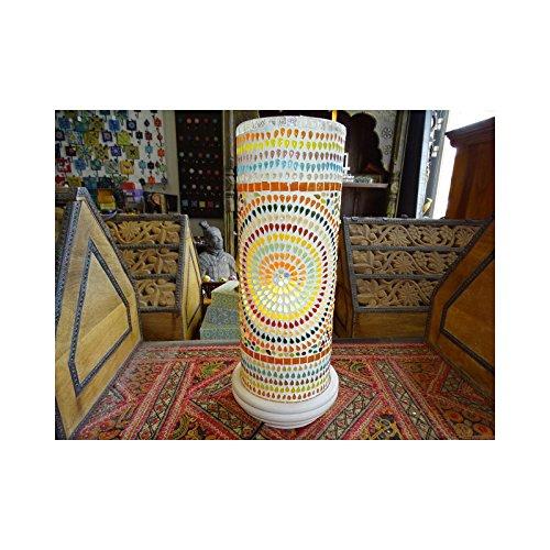 perfezionare Int. d'ailleurs - - - Lampada di Design Mosaico Multicolore (L). - LAMP028  Spedizione gratuita al 100%