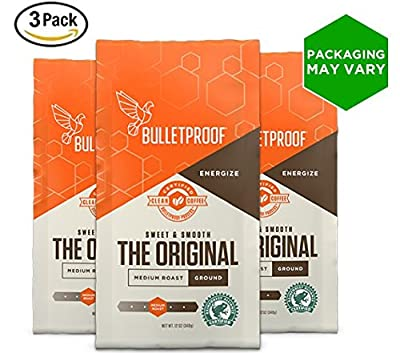 Bulletproof Coffee- 3 Pack